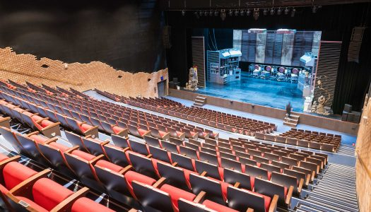 APG wires South Korea's Jeju Theatre for sound