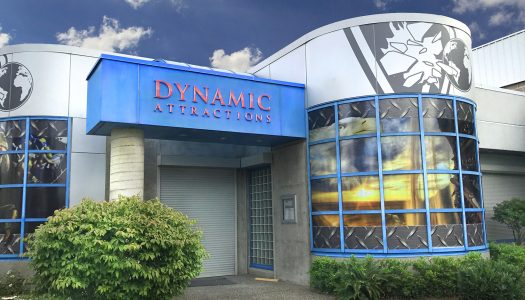 Dynamic Attractions to open new facility