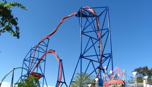 Record revenue, lower earnings for Six Flags in Q2