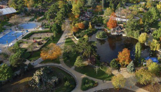Jardin d'Acclimatation gets a makeover for spring 2018