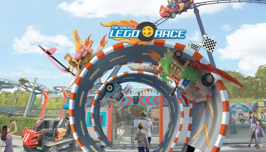 Legoland adds VR to Project X coasters