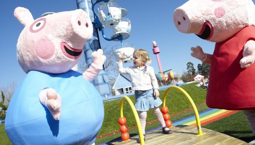 Paultons Park embarks on Peppa Pig World expansion