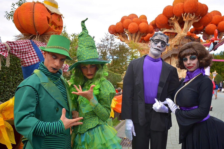 Halloween A Gardaland.Gardaland S Magic Halloween Event Has Begun Interpark