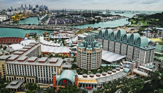 RWS named Asia-Pacific's best integrated resort