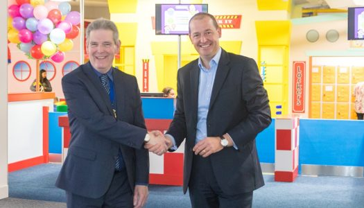 DP Leisure opens sixth 360 Play FEC