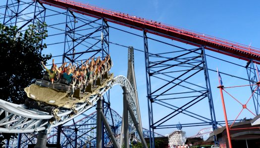 Pleasure Beach releases first Icon tickets
