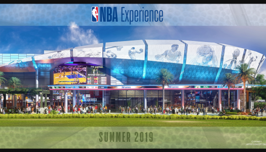 Disney provides first look at NBA Experience