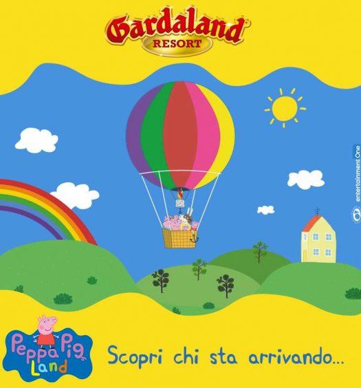 Peppa Pig Land Opens At Gardaland