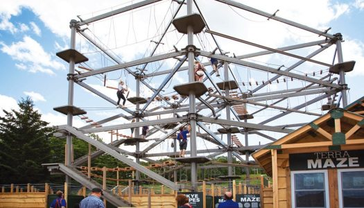 Ropes Courses Inc acquires Amaze'n Mazes