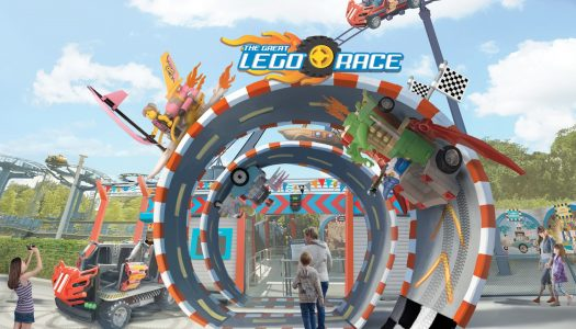 Legoland Florida guests get first taste of VR coaster experience