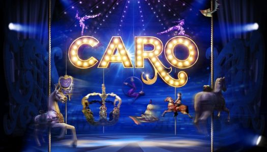 Carousel inspires new show at Efteling