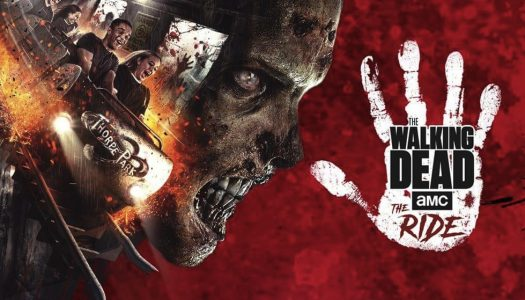 World's first Walking Dead coaster coming to Thorpe Park