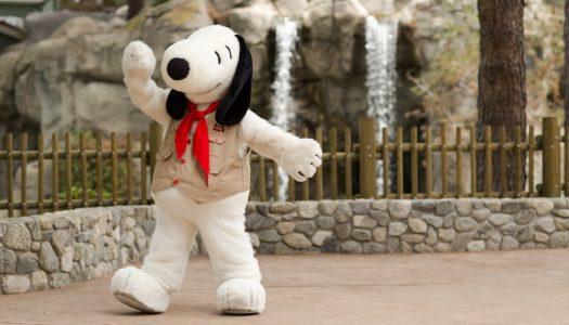 Camp Snoopy comes to North Carolina