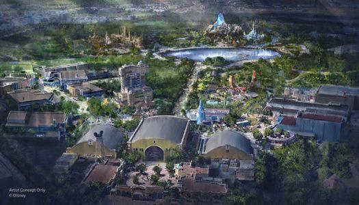 €2 billion expansion for Disneyland Paris
