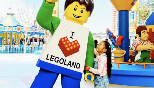 Legoland was Merlin's star performer in 2017