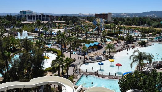 Six Flags rebrands California waterpark