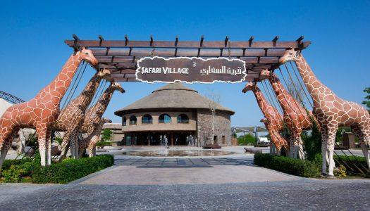 Dubai Safari to be managed by Parques Reunidos