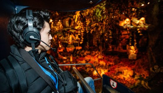 Efteling launches VR version of Droomvlucht for disabled guests