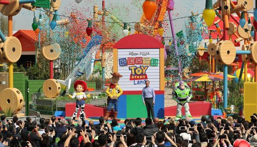 Toy Story Land opens at Shanghai Disney Resort