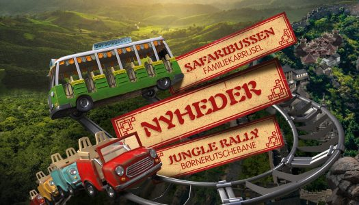 Djurs Sommerland adds family rides for 2018