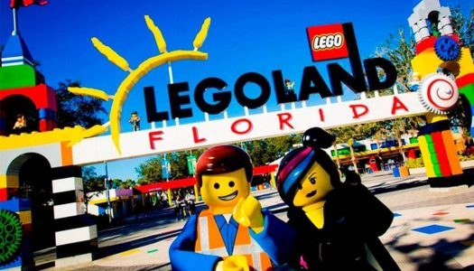 Lego Movie World for Legoland Florida