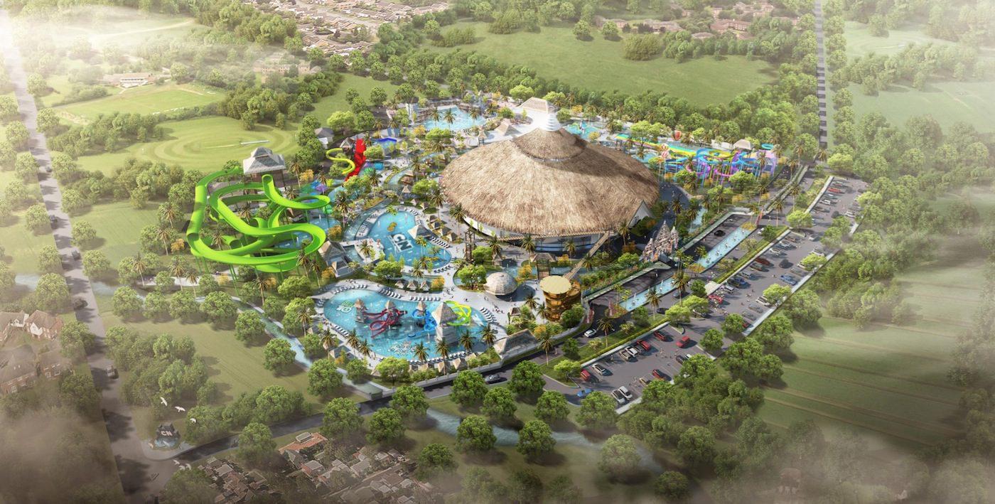 Cartoon Network waterpark and FEC for Bali - InterPark