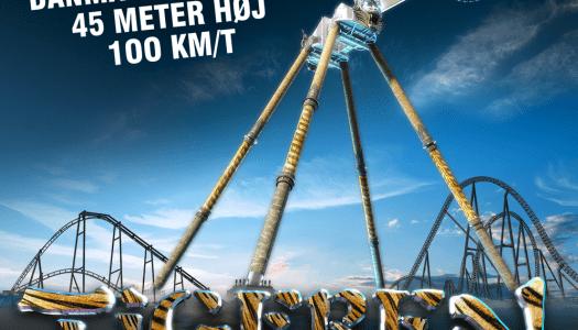 Djurs Sommerland announces €5m thrill ride for 2019