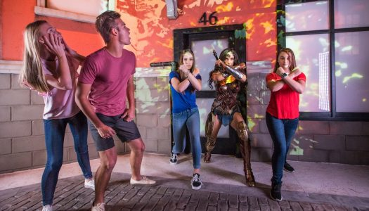 Justice League comes to Madame Tussauds Orlando