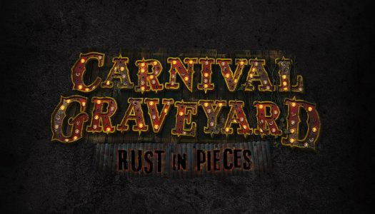 Funfair-themed maze for Universal Orlando's Halloween Horror Nights