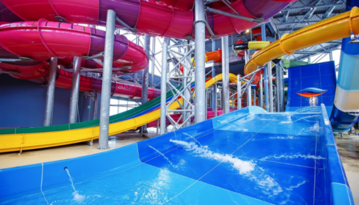 LetoLeto Water Park launches with over 1km of slides