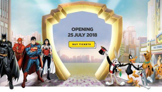 Warner Bros World Abu Dhabi ready to open!