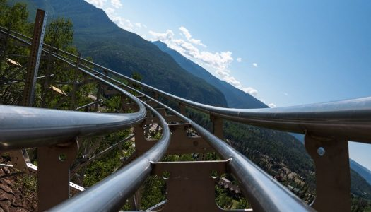 Inferno Mountain Coaster sets alight Purgatory Resort