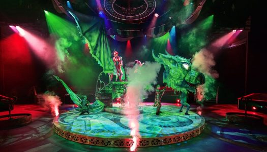 CARO – Efteling's new show has international appeal