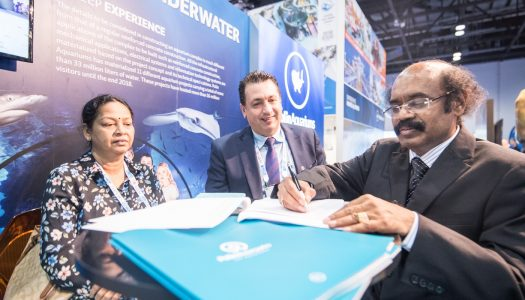 Polin Aquariums signs deal with India's VGP Marine Kingdom