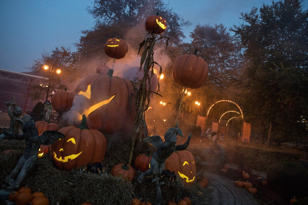 Halloween Toverland 2019.Tivoli Friheden Enjoys Huge Halloween Surge Interpark