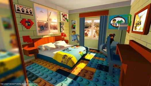 See inside the new Lego Movie hotel rooms at Legoland Florida