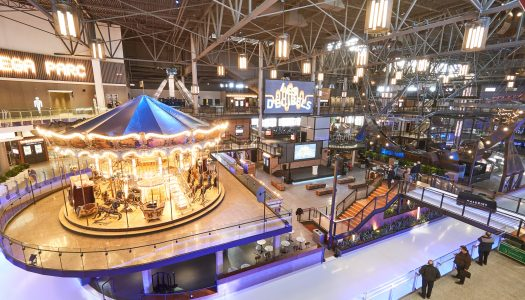 Quebec City's Mega Parc opens 200th XD Dark Ride
