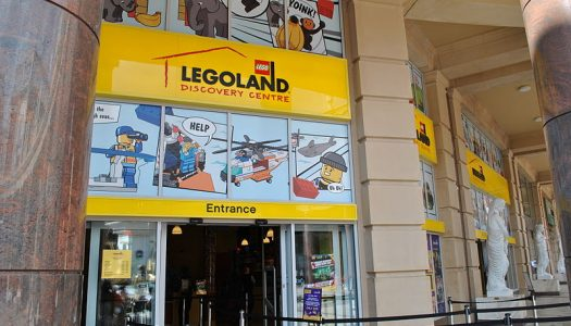 Immersive VR Simulators are coming to Legoland Discovery Centres worldwide