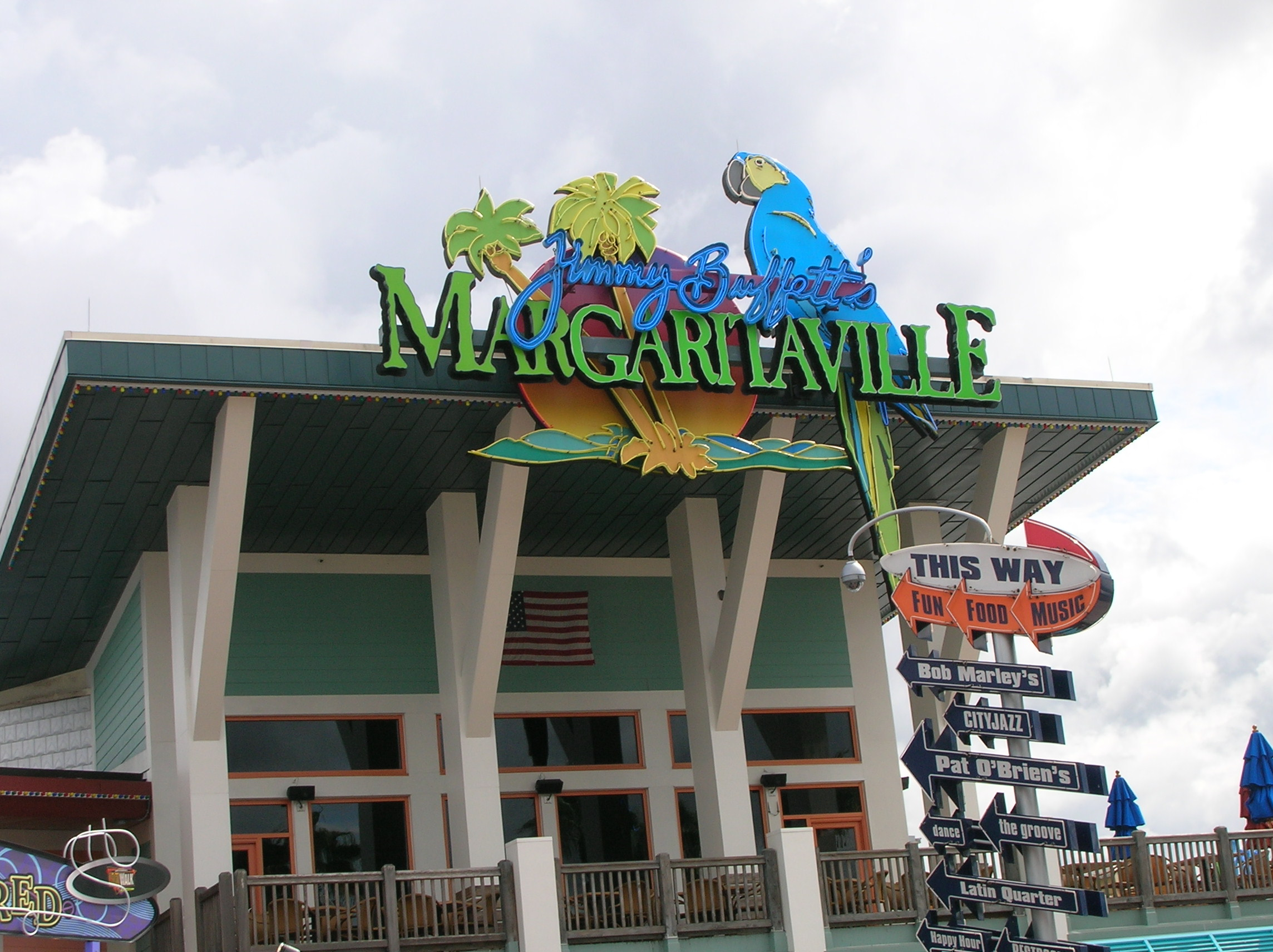 Island H20 Live! set to cause a splash at the Margaritaville
