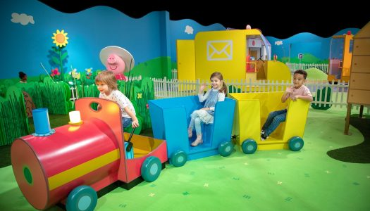 Merlin Entertainments collaborate with Entertainment One to bring first Peppa Pig attraction to United States