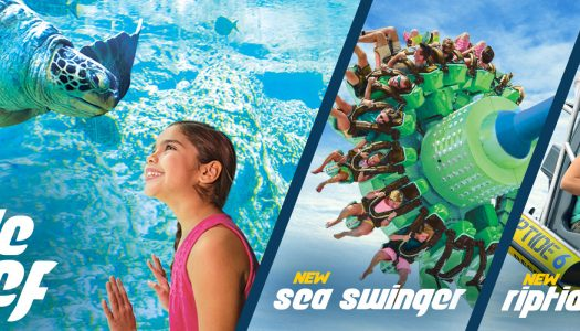New attractions will make a splash at SeaWorld San Antonio this spring