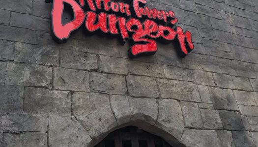 Alton Towers Dungeon is launched for the 2019 season