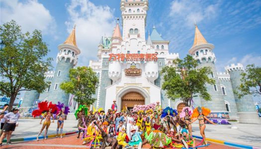 Fantawild earnings increase 5.12% driven by its theme parks