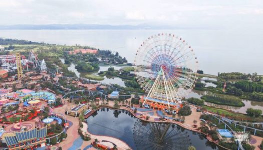 Seven theme parks planned to open in the city of Kunming