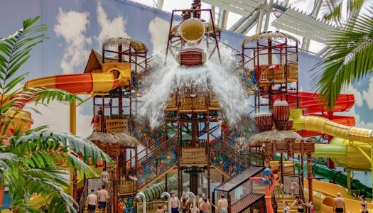 New Polin water attraction comes to Germany's Tropical Islands Resort
