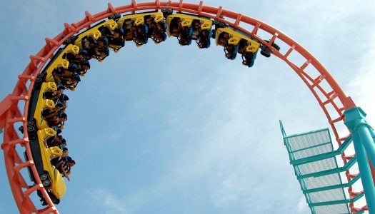 Research shows thrill seekers are valuing 'experiences' over 'products'