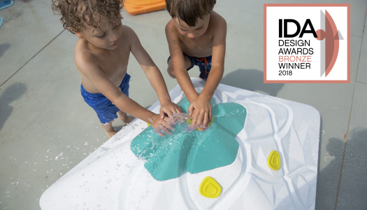 Vortex International's New Water Journey products pick up four prestigious IDA Awards