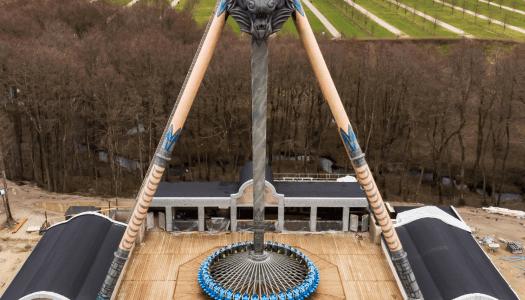 Denmark's biggest Gyro Swing is coming to Djurs Sommerland
