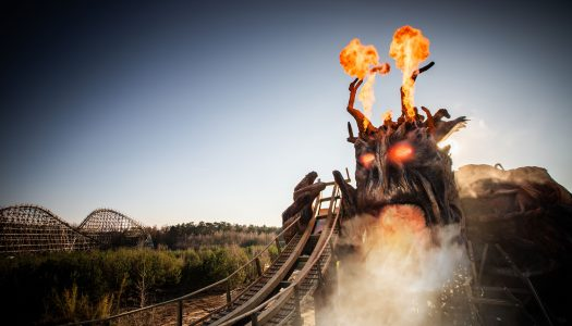 Heide Park's 'Colossos' opens following extensive re-theming