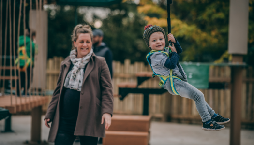 Innovative Leisure installs new Sky Tykes junior ropes courses at two UK venues